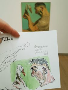in museum More
